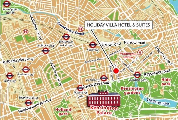 Emplacement holiday villa hotel suites londres - Holiday villa londres ...